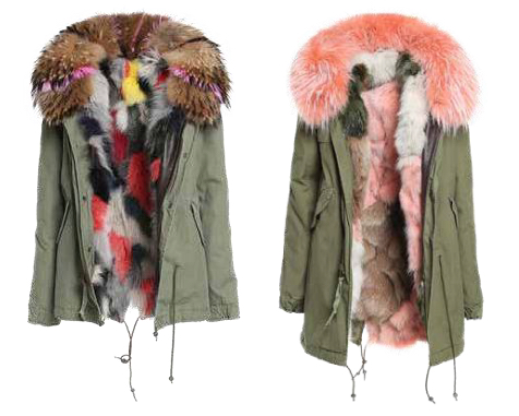 THE ICONIC JAZZY PARKA